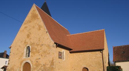 Restauration d'une charpente d'église